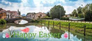 Copertina Evento Pasquale 1 Aprile Padova - Battaglia Terme